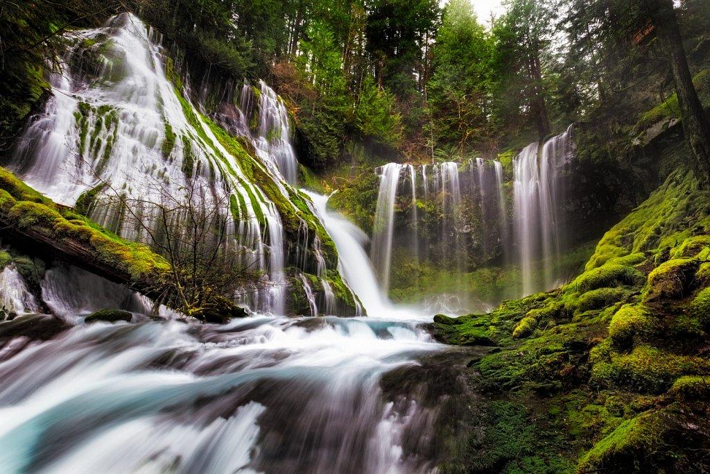 Panther Creek Falls, Wa